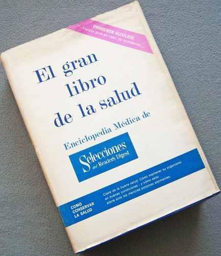 Libro: El Gran Libro De La Salud (enciclopedia Médica)
