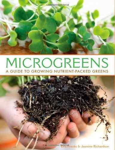 Microgreens Una Guía Para El Cultivo De Greens De Nutriente