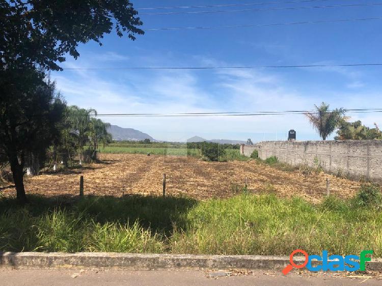 Terreno comercial en venta en San Cayetano, Tepic, Nayarit