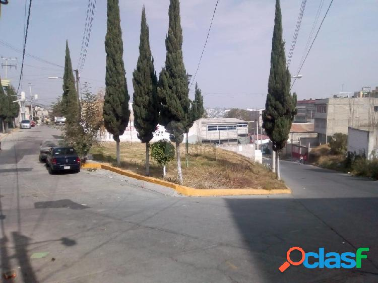 Terreno habitacional en venta en Atizapán 2000,