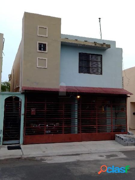 Venta de casa en Reynosa, Tamaulipas cercana a la Zona