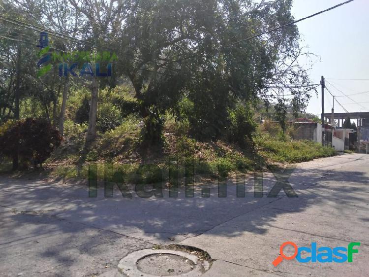 Venta lotes 70 m² Col. Vista Hermosa Tuxpan Veracruz,