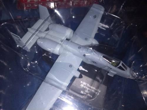 A-10 Thunderbolt Ii, Coleccion Salvat, Avión # 5, Esc 1:100
