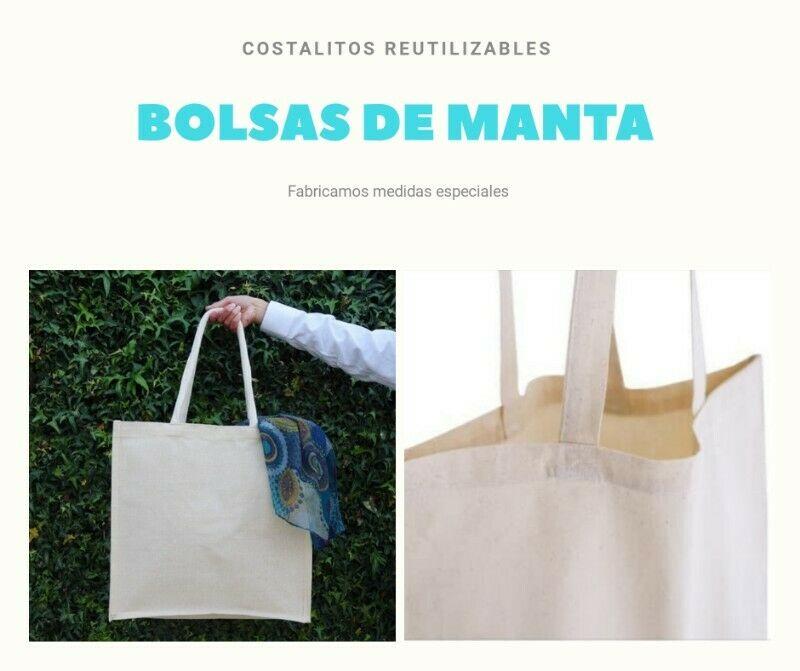 Bolsas de manta, bolsas ecológicas
