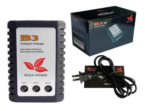 Cargador De Baterias Lipo 7.4v Y 11.1v 2 Y 3s Envío Grátis