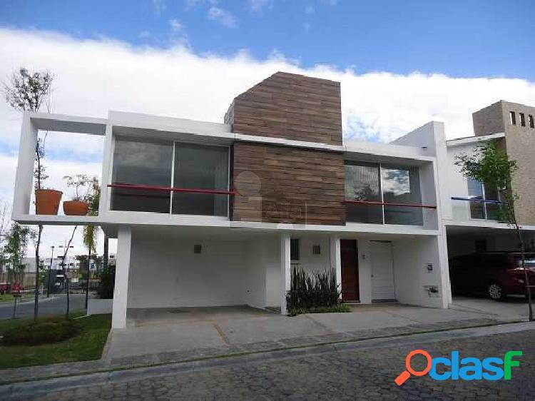 Casa en renta parque Durango Lomas de Angelopolis