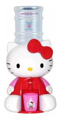 Dispensador Despachador De Agua Hello Kitty Sanrio Original