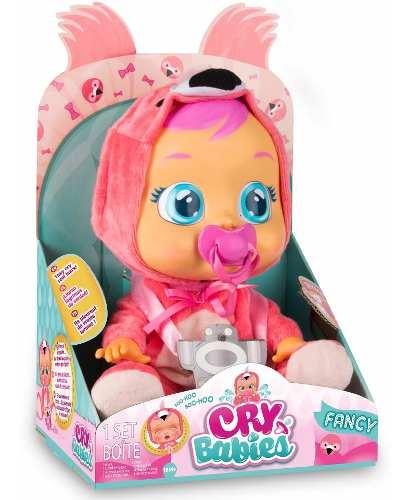 Fancy Cry Babies Lágrimas Mágicas Bebes Llorones Babys