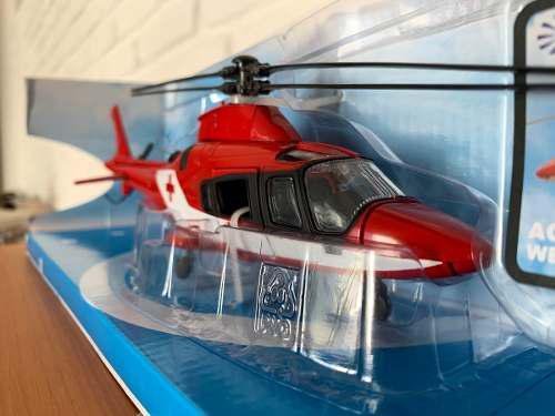 Helicoptero Augusta Westland Escala 1:43 Aw 109