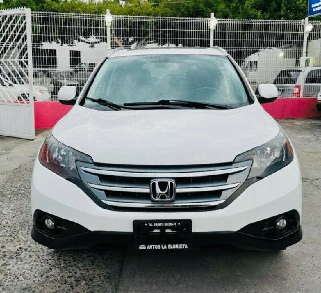 Honda Crv 2014 EXL Navi PIEL. Único dueño, dos meses de