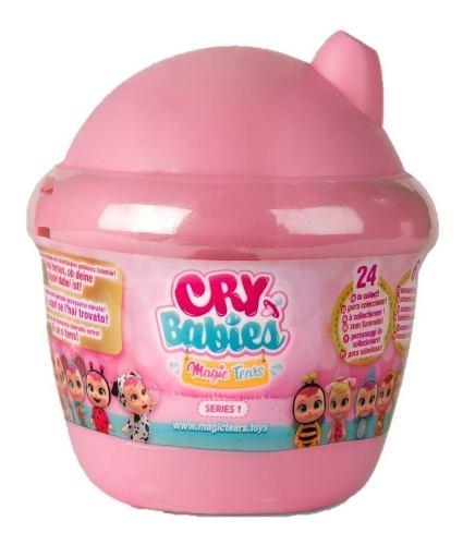 Mini Cry Babies Surprise Lagrimas Magicas Lloroncitos