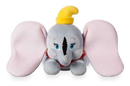 Peluche Dumbo Volando 45 Cm Disney Store Nuevo Importado