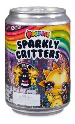 Poopsie Sparkly Critters Slime Lata Sorpresa Serie 2