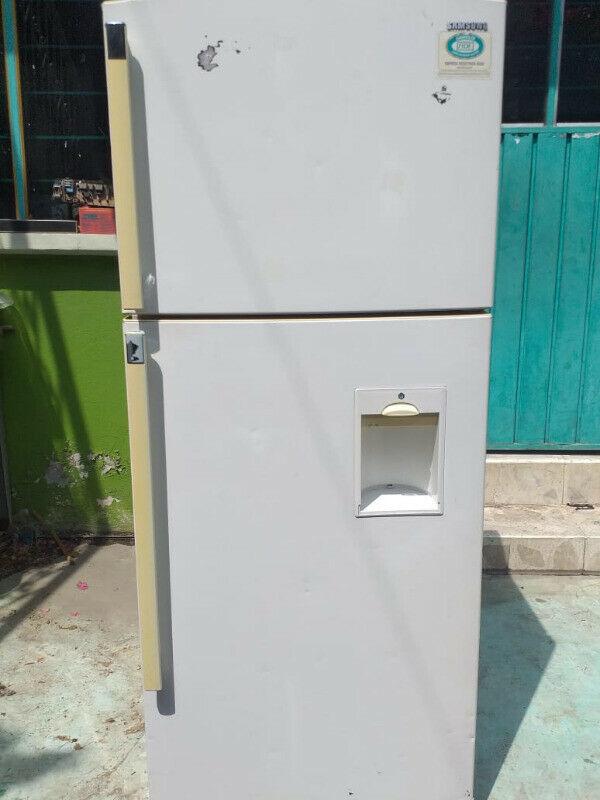 Refrigerador Samsung con despachador de agua