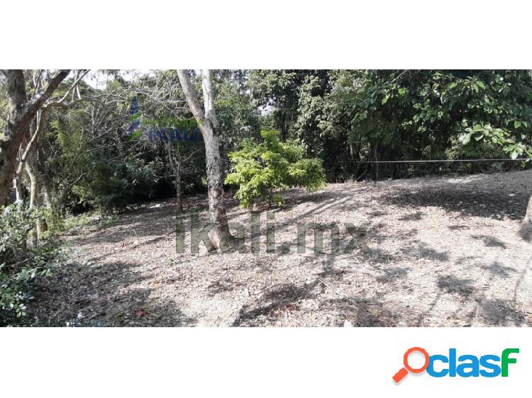 Venta terreno 300 m² Col. Laja de Coloman Tuxpan