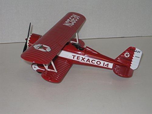 Wings Of Texaco 3er En La Serie 1931 Stearman Biplane Die Ca