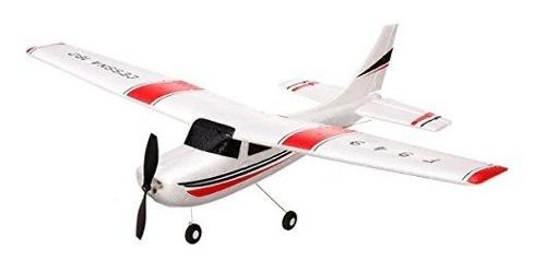 Wltoys F949 3ch 2.4g Cessna 182 Micro Rc Aeroplano Rtf