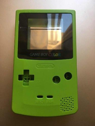 Carcasa Game Boy Color | Verde Kiwi