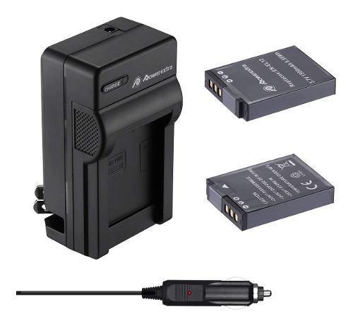 Cargador + 2 Baterías En-el12 Nikon Coolpix A1000 Aw130