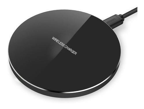 Cargador Inalámbrico Rápido Wireless Universal Qi