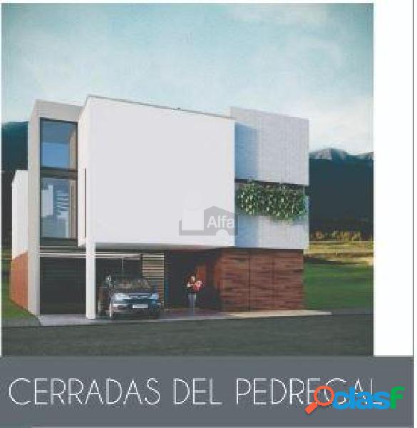Casa en condominio en venta en Desarrollo del Pedregal, San