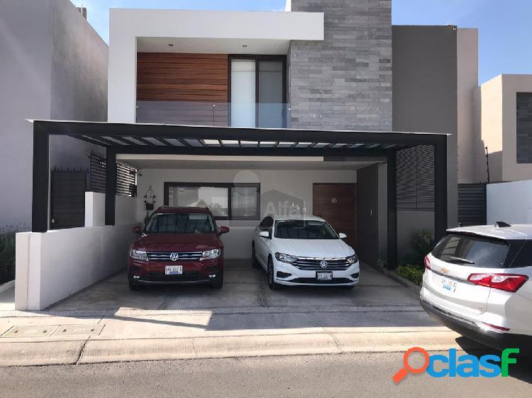 Casa en condominio en venta en Lomas de Juriquilla,