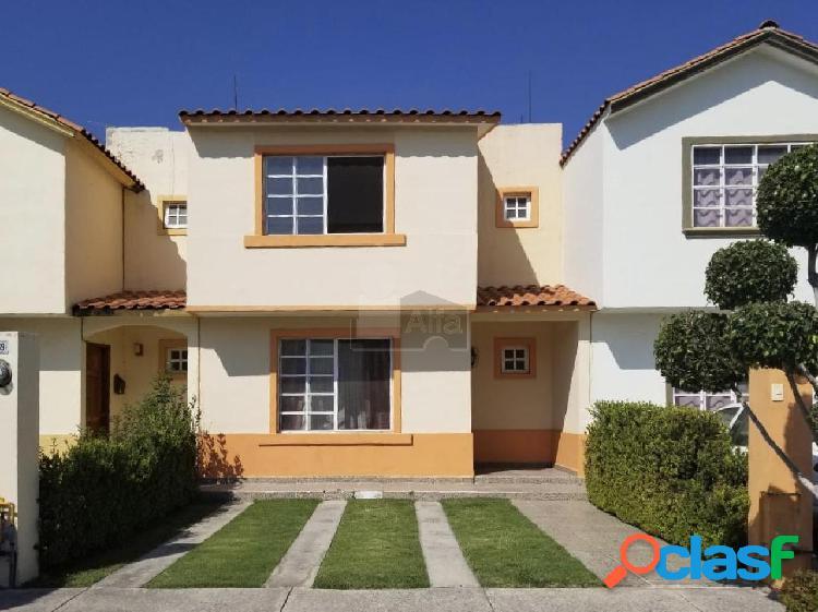 Casa en condominio en venta en Real de Arboledas, Celaya,