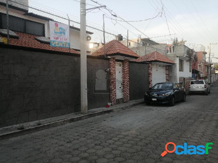 Casa sola en venta en San Nicolás Panotla, Panotla,