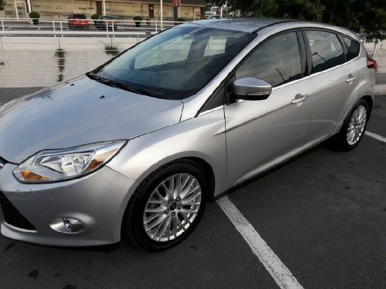 FORD FOCUS SEL 2012