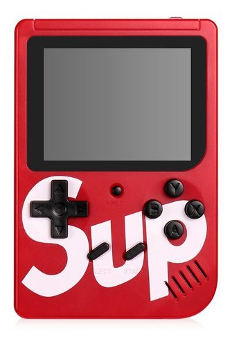Mini Consola Portatil Game Box 400 Video Juegos Sup Retro