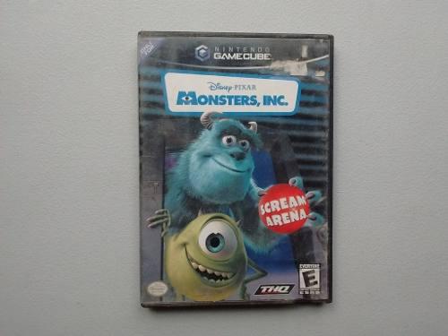 Monsters Inc Gamecube En Game Reaktor 2