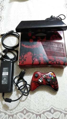 Xbox 360 Edicion Gears Of War De 320 Gb Con 47 En Disco Duro
