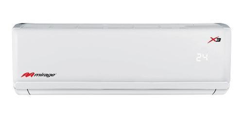 Aire Minisplit Mirage X3 1.5 Ton Solo Frio-calor 220v