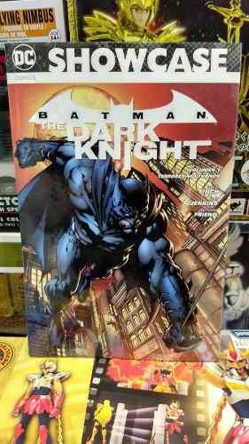 Dc Comics Batman Dark Knight Vol 1 Showcase En Español