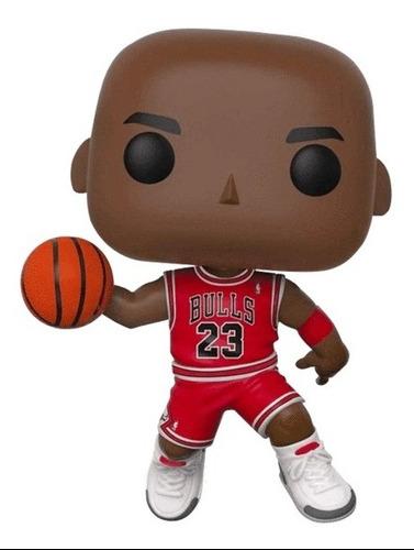 Funko Pop Nba Michael Jordan Chicago Bulls