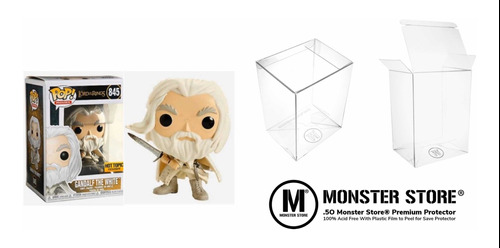 Funko Pop The Lord Of The Rings Gandalf The White Exclusive