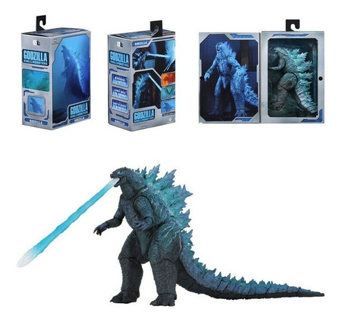 Godzilla  King Of Monsters Neca Action Figure Nuevo
