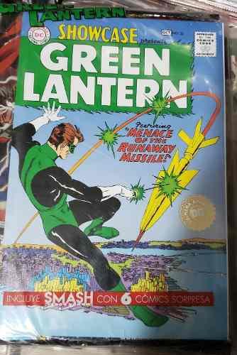 Green Lantern #1 Primera Aparición Smash Clásicos Dc