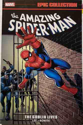 Marvel - Amazing Spider Man Epic Collection 4 / Goblin Lives