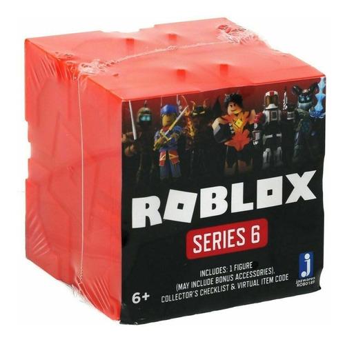 Roblox Caja Con Figura Aleatoria Series 6 Nuevo Original