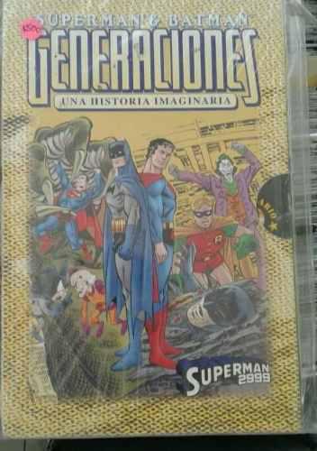 Superman Y Batman Generaciones