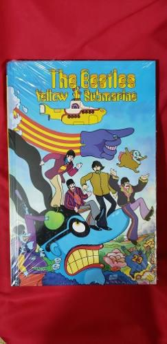 The Beatles,the Yellow Submarine, Cómic Deluxe En Español