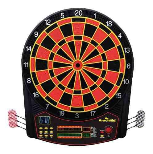 Arachnid Cricket Pro 450 Tablero De Dardos Electrónico