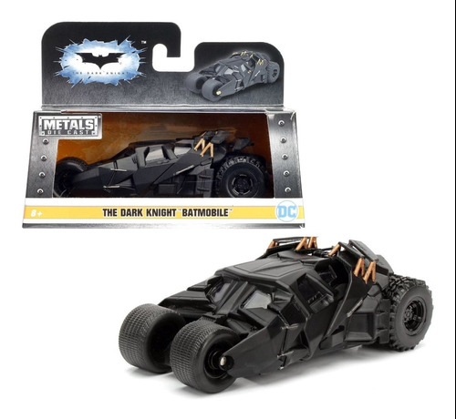Batmobile The Dark Knight Jada Metal Batimovil 1:32 Oferta