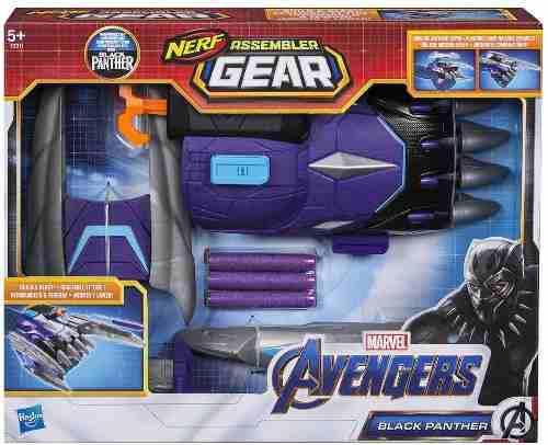Guantelete Con Garras Avengers Lanzador De Dardos Hasbro