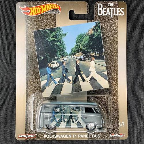 Hot Wheels 1:64 Volkswagen Panel Beatles Abbey Road