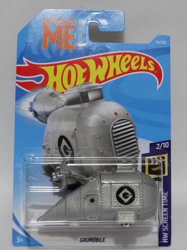 Hot Wheels  Grumobile  Hw Screen Time 2/10