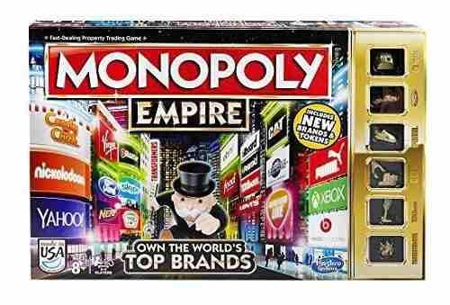Juego De Imperio Monopolio