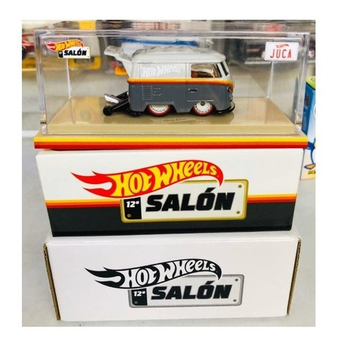 Kool Kombi Juca 12o Salón Hot Wheels Mexico Combi