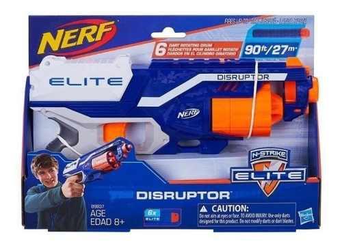 Lanzador Nerf N Strike Elite Disruptor